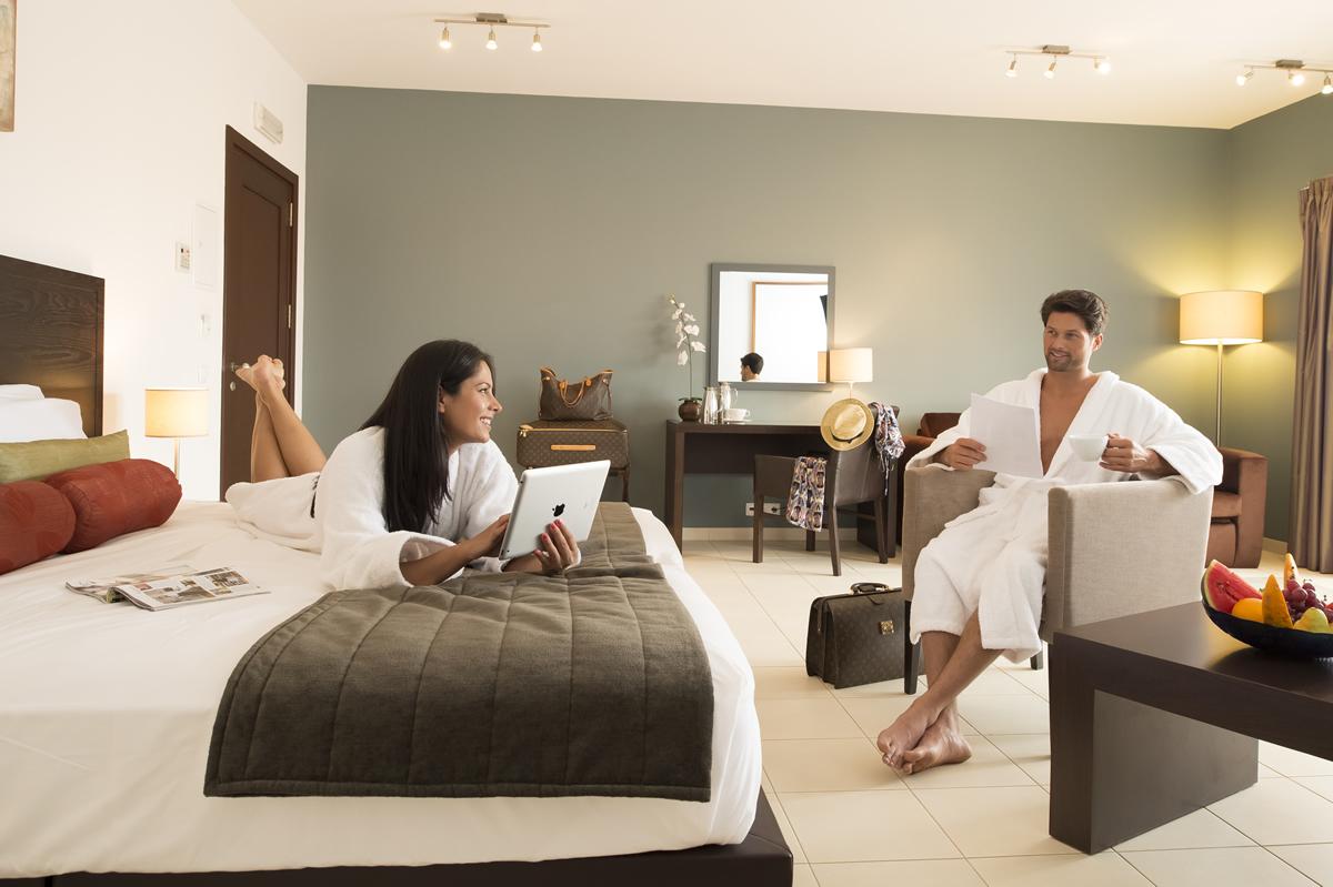 Spa Bedroom Villas And Suites Tortuga Beach Resort Spa
